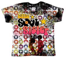 Chemises, débardeurs et t-shirts blancs en polyester pour fille de 0 à 24 mois