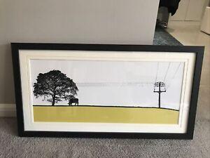 JOHN LEWIS Jacky Al-Samarraie -Yeadon Framed Print, 44 x 84cm