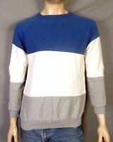 vtg 80s Diport USA retro Colorblock Raglan Sleeve Sweatshirt indie SZ L