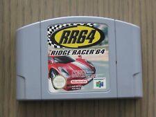 JEU NINTENDO 64 N64 RR64 RIDGE RACER 64