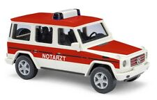 Busch 51411 Mercedes-Benz G Class 90, Emergency Doctor, H0 Car Model 1:87
