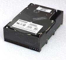 """3,5 """" 8.89cm 1,5 Hey 50 Pin SCSI 1,2gb HDD Toshiba Mk538fb Assy:0572 O658"""