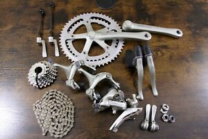 Shimano 105 Groupset 1055 / 1056 - Excellent Condition and Complete