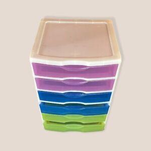 Sterilite 6-Drawer Craft Cart Multi color
