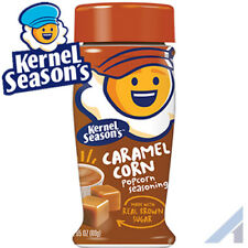 Kernel Season's Caramel Flavored Popcorn Seasoning Kernal Season Salt 3oz shaker