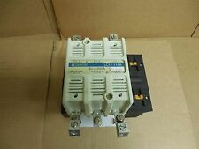 TC CONTACTOR LC1F115A 110V COIL 200A A AMP 3 PH 3PH