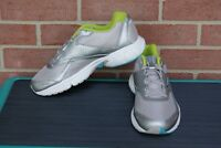 Reebok Running DMX Ride Womens Gray Running Athletic Training Shoes Size 10