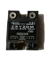 Crydom D2425 Solid State Relay Ssr 3 To 32vdc 25a