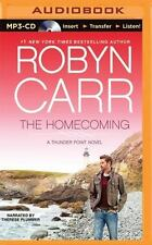 Thunder Point Ser.: The Homecoming 6 by Robyn Carr (2015, MP3 CD, Unabridged)