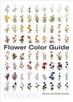 Flower Color Guide, Paperback by Putnam, Darroch; Putnam, Michael, Brand New,...