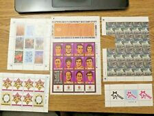 More details for israel vintage stamps lot #8,u/m