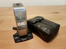 Canon Canolite D Flash For Canonet Cameras - Tested