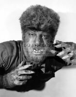 "LON CHANEY, JR. IN THE FILM ""THE WOLF MAN"" - 8X10 PUBLICITY PHOTO (AZ692)"