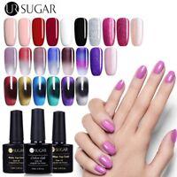 UR Sugar UV LED Soak Off Nail Gel Polish Salon Gel Nails Shiny Glitter