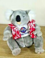 Hard Rock Cafe Australia Koala Plush Herrington Teddy Bear 2005 Authentic Tag