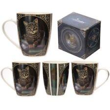 Lisa Parker Tasse Wahrsager Katze keltischer Kaffeebecher