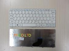 NEW Genuine for Acer Aspire One 532h 521 522 533 D255 D255E white Keyboard