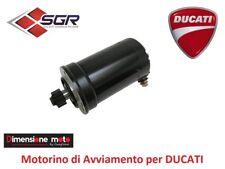 1115 - Motorino di Avviamento Completo per DUCATI F1 750 dal 1985 >1988