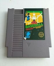 Baseball NES Nintendo Entertainment System Tested and Working