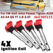 4Pcs Ignition Coil
