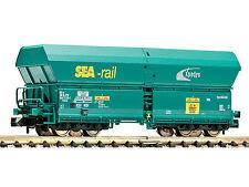 Fleischmann 852324 - Güterwagen Selbstentladewagen Falns SEA-rail SNCB/xpedys
