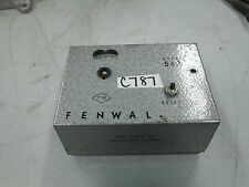 Fenwal Limit Switch Mod# 543 120/208/240V 50/60 Hz 0-2000F Nos (New)