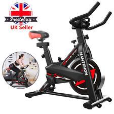 150kg Heavy Duty Exercise Bike Flywheel Cardio Workout Machine Gym Home Fitness