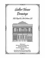 Gallier House Drawings, New Orleans - Architectural House Plans
