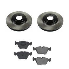 Jaguar Vanden Plas xJ8 Rotor Brake Pads & Rotors For cars with 305 mm Disc Kit