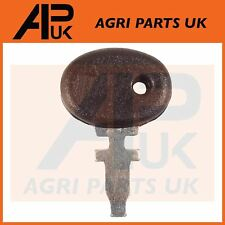 Fiat 450 480 500 550 650 850 900 & Universal Tractor Ignition Switch Key