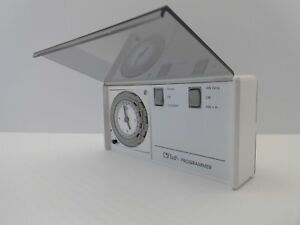 FLASH 31032 CENTRAL HEATING OIL BOILER TIMESWITCH PROGRAMMER TIMER CONTROL CLOCK