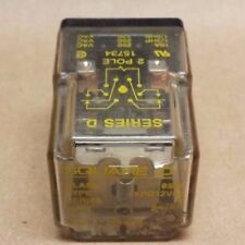 KPD12V53 Square D Relay 8-pin Lot of 2  #6725
