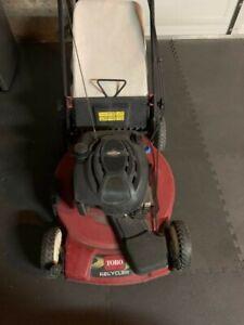 Toro Variable Speed Self-Propelled Lawn Mower