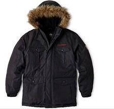 New Weatherproof Hooded Zip-front Snorkel Parka – Boys Size XL(16-18)