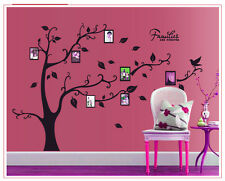 Neu Removable Art Vinyl DIY Memory Tree Wall Sticker Decal Mural Home Room Decor
