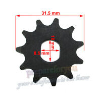Electric Scooter 11 Tooth Sprocket T8F Chain Motor Pinion Gear MY1020 Motor