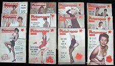 Picturegoer 1955 full year. Job lot. Collection.