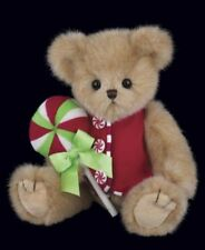 """10"""" ANDY & CANDY*Bearington Bear**NEW*NWT*Peppermint Scented*CHRISTMAS*173195"""