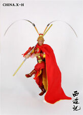 CHINA.X.H 1:6 Scale Journey To The West Sun Wukong 1986 Monkey King Figure Model