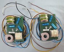 B&W Pair of Speaker Crossovers X over DM220 - good working order