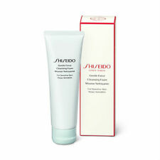 Shiseido Skincare Gentle Force Cleansing Form 125g delicate skin face wash