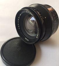 JUPITER 8;Objektiv USSR; M39 f/2.0 50mm