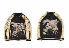 Polyester Floral Autumn Coats, Jackets & Vests for Women