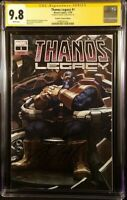 THANOS LEGACY #1 CGC SS 9.8 SKAN VARIANT DONNY CATES AVENGERS IRON MAN THOR HULK