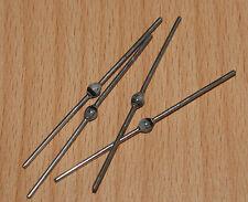 4x Si Gleichrichterdiode 1N5624 , 200V/3A , SOD64, Telefunken
