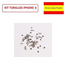 JUEGO KIT TORNILLOS COMPLETO RESPUESTO TORNILLERIA IPHONE 6