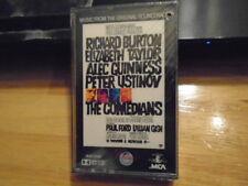 SEALED RARE OOP The Comedians CASSETTE TAPE soundtrack Elizabeth Taylor BURTON !