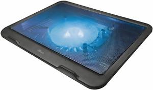 """Base di Raffreddamento per Laptop, Aumento Airflow, Poggia PC con LED blu, 16"""""""