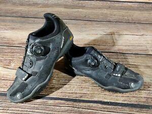SCOTT ATR Cycling MTB Shoes Mountain Biking Boots 2 Bolts Size EU43, US9.5