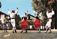 BR47583 Ballets basque Etorki la Fandango danse populiaire folklore costume